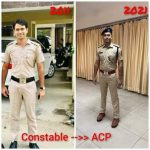 Delhi police constable Firoz Aalam Inspiring Story of city officer Who cleared UPSC To Rejoin As ACP